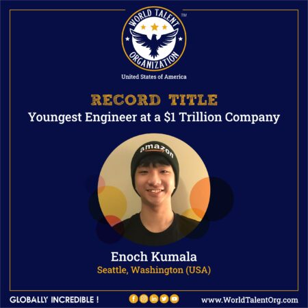 Youngest Engineer at a $1 trillion company