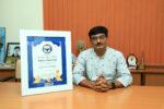 World's Inspirational Humans : Dushyantbhai Rajnikant Patel